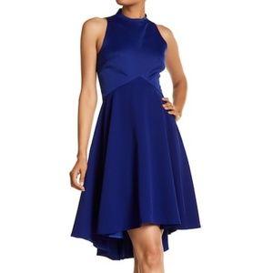 Ted Baker Hi-Lo Hem Dress NWT